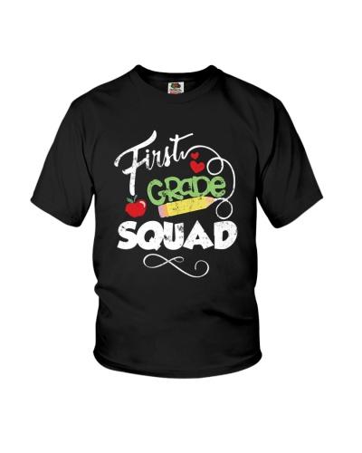 First Grade Squad TShirt