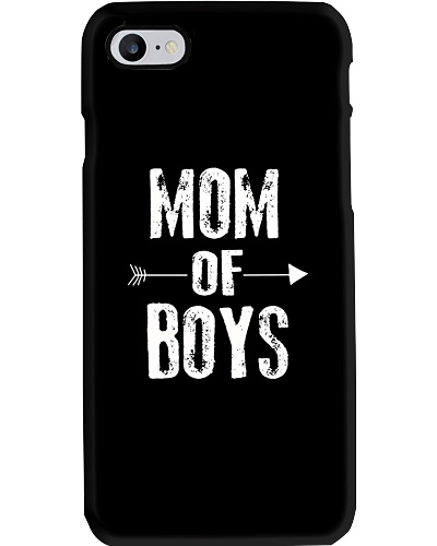 Mom Of Boys - Happy Mother Day T-Shirts