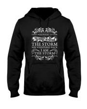 I Am The Storm 2018 T-Shirt Hooded Sweatshirt thumbnail