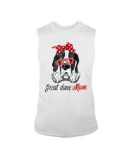 Great Dane Mom Lovers T-Shirt Sleeveless Tee thumbnail
