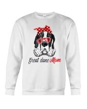 Great Dane Mom Lovers T-Shirt Crewneck Sweatshirt thumbnail