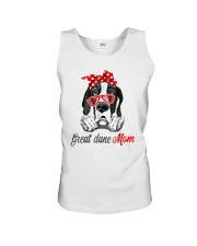 Great Dane Mom Lovers T-Shirt Unisex Tank thumbnail