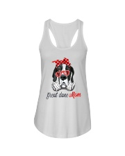 Great Dane Mom Lovers T-Shirt Ladies Flowy Tank thumbnail