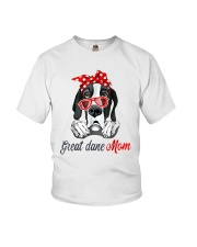 Great Dane Mom Lovers T-Shirt Youth T-Shirt thumbnail