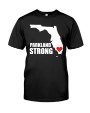 Parkland Strong Shooting T-Shirt Classic T-Shirt thumbnail