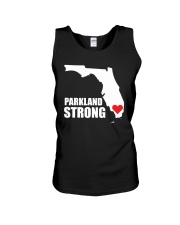 Parkland Strong Shooting T-Shirt Unisex Tank thumbnail