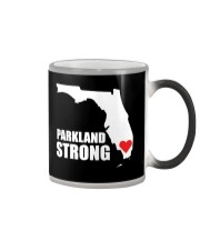 Parkland Strong Shooting T-Shirt Color Changing Mug thumbnail