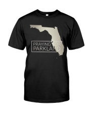 Pray for Parkland Tee Shirt Premium Fit Mens Tee thumbnail