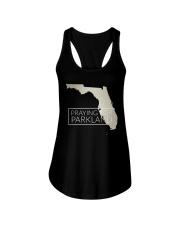 Pray for Parkland Tee Shirt Ladies Flowy Tank thumbnail