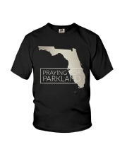 Pray for Parkland Tee Shirt Youth T-Shirt tile