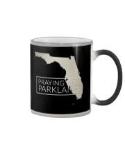 Pray for Parkland Tee Shirt Color Changing Mug thumbnail