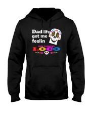 Dad Life Feelin' Un Poco Loco Tee Shirt Hooded Sweatshirt thumbnail