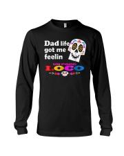 Dad Life Feelin' Un Poco Loco Tee Shirt Long Sleeve Tee thumbnail