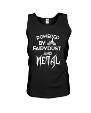 By Fairy Dust And Metal Tee Shirt Unisex Tank thumbnail