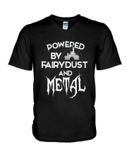By Fairy Dust And Metal Tee Shirt V-Neck T-Shirt thumbnail