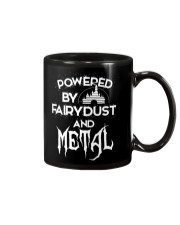 By Fairy Dust And Metal Tee Shirt Mug thumbnail