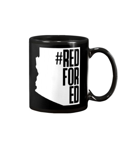 Red for Ed Arizona Teacher Shirt