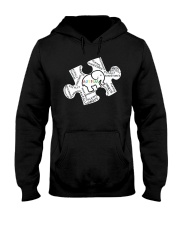 Elephant Autism 2018 Shirt Hooded Sweatshirt thumbnail