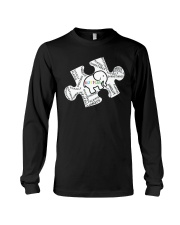 Elephant Autism 2018 Shirt Long Sleeve Tee thumbnail
