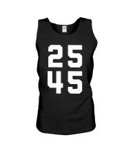 25 45 - 25th Amendment T-shirt Unisex Tank thumbnail