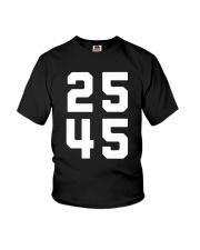 25 45 - 25th Amendment T-shirt Youth T-Shirt thumbnail