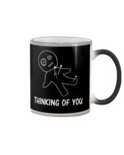 Thinking of You T-Shirt Color Changing Mug tile