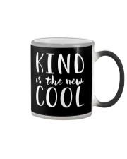 Kind is the New Cool 2017 Tee Shirt Color Changing Mug thumbnail