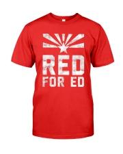 Red for Ed Shirt Premium Fit Mens Tee thumbnail