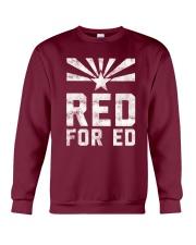 Red for Ed Shirt Crewneck Sweatshirt thumbnail