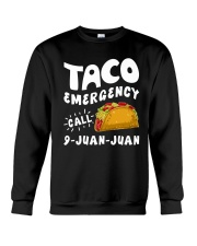 Taco Emergency Call 9 Juan Juan T-Shirt Crewneck Sweatshirt tile