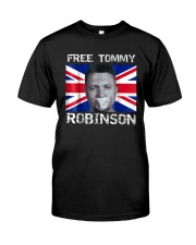 Tommy Robinson T-Shirt Classic T-Shirt tile