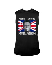 Tommy Robinson T-Shirt Sleeveless Tee tile
