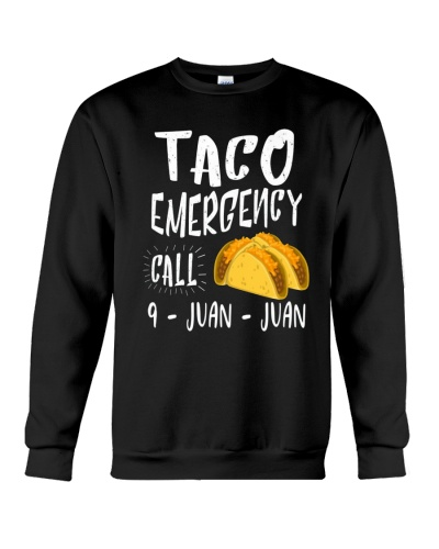 Emergency Call 9 Juan Juan Unisex Shirt
