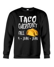 Emergency Call 9 Juan Juan Unisex Shirt Crewneck Sweatshirt thumbnail
