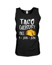 Emergency Call 9 Juan Juan Unisex Shirt Unisex Tank thumbnail