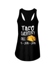 Emergency Call 9 Juan Juan Unisex Shirt Ladies Flowy Tank thumbnail