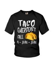 Emergency Call 9 Juan Juan Unisex Shirt Youth T-Shirt thumbnail