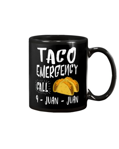 Emergency Call 9 Juan Juan Unisex Shirt