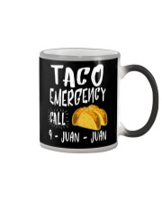 Emergency Call 9 Juan Juan Unisex Shirt Color Changing Mug thumbnail