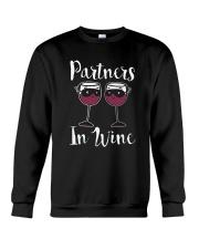 Partners In Wine T-Shirt Crewneck Sweatshirt thumbnail
