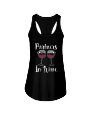 Partners In Wine T-Shirt Ladies Flowy Tank thumbnail