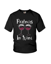 Partners In Wine T-Shirt Youth T-Shirt thumbnail