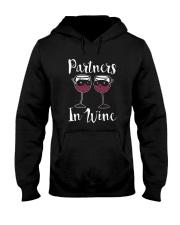 Partners In Wine T-Shirt Hooded Sweatshirt thumbnail