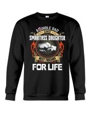 Asshole Dad Best Friend For Life T-Shirt Crewneck Sweatshirt thumbnail