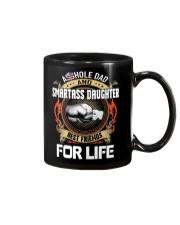 Asshole Dad Best Friend For Life T-Shirt Mug thumbnail