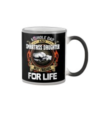 Asshole Dad Best Friend For Life T-Shirt Color Changing Mug thumbnail