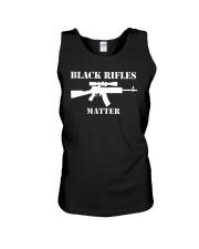 Black Rifles Matter 2018 Shirt Unisex Tank thumbnail