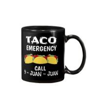 Emergency Call 9 Juan Juan T-Shirt Mug thumbnail