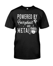 By Fairy Dust And Metal Music T-Shirt Premium Fit Mens Tee tile