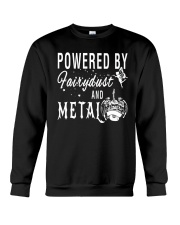 By Fairy Dust And Metal Music T-Shirt Crewneck Sweatshirt thumbnail